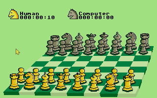 Thumbnail of other screenshot of Chess Champion 2175