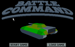 Screenshot of Battle Command