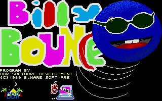 Thumbnail of other screenshot of Billy Bounce