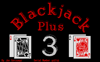 Screenshot of Blackjack Plus 3