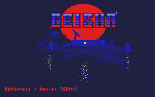 Screenshot of Geisha