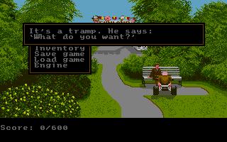 Screenshot of Grandad 2 - In Search of Sandwiches