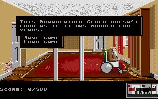 Screenshot of Grandad - Quest for Holey Vest