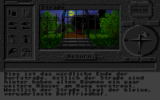 Thumbnail of other screenshot of Inspektor Griffu Ein Toter hat heimweh