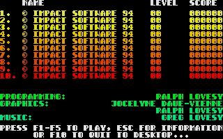 Screenshot of Snacman