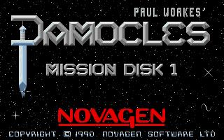 Screenshot of Mercenary 2 - Damocles Mission Disk 1