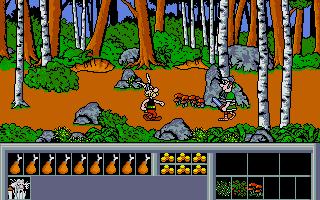 Screenshot of Asterix and Operation Getafix