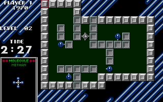 Screenshot of Atomix