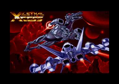 Screenshot of Lethal Xcess