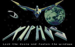 Screenshot of Xiphos