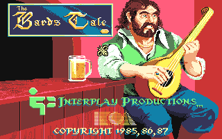 Screenshot of Bard's Tale, The