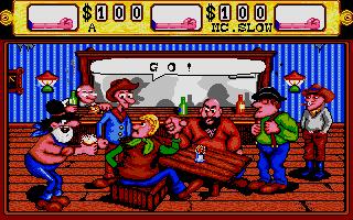 Screenshot of Western Games