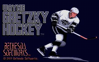 Thumbnail of other screenshot of Wayne Gretzky Hockey