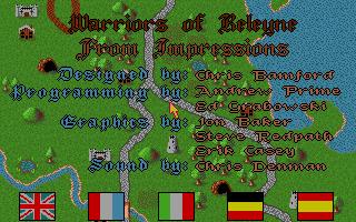 Screenshot of Warriors of Releyne
