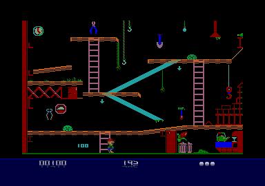 Screenshot of Clod Hopper