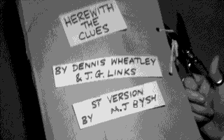 Thumbnail of other screenshot of Herewith The Clues