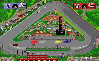 Screenshot of Indy Heat