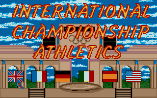 Thumbnail of other screenshot of International Championship Athletics