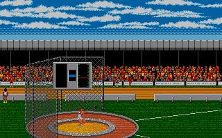 Screenshot of International Championship Athletics