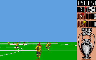 Thumbnail of other screenshot of I Play 3-D Soccer
