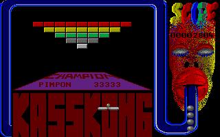 Screenshot of Kasskong