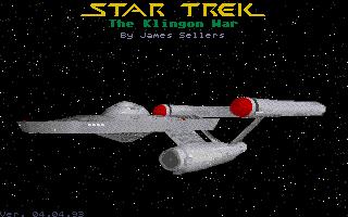 Thumbnail of other screenshot of Star Trek - The Klingon War