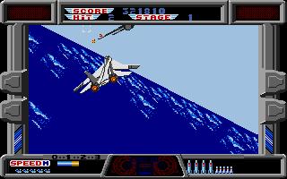 Screenshot of Afterburner