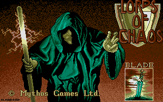 Screenshot of Lords of Chaos
