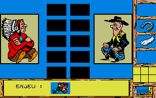 Screenshot of Mascotte, La