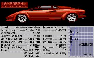 Thumbnail of other screenshot of Test Drive II - Super Cars
