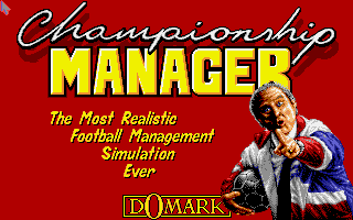 Thumbnail of other screenshot of Championship Manager