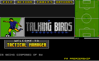 Thumbnail of other screenshot of Tactical Manager
