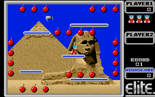 Thumbnail of other screenshot of Bomb Jack