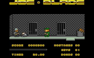 Thumbnail of other screenshot of Joe Blade