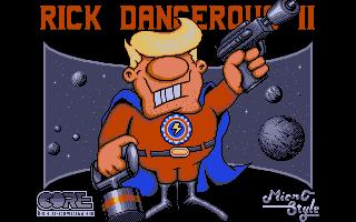 Thumbnail of other screenshot of Rick Dangerous 2