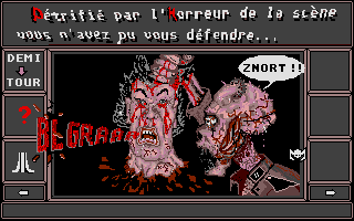 Screenshot of Massacre