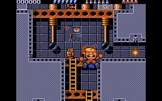 Screenshot of Rick Dangerous 2
