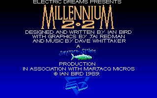 Screenshot of Millennium 2.2
