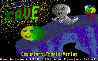 Screenshot of Secret Cave, The