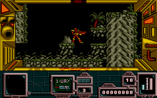 Thumbnail of other screenshot of Zone Warrior