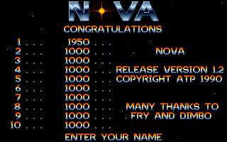 Thumbnail of other screenshot of Nova