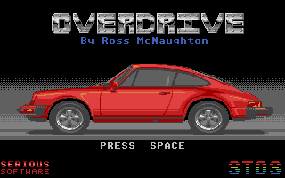 Thumbnail of other screenshot of Overdrive