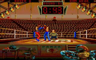 Thumbnail of other screenshot of Panza Kick Boxing