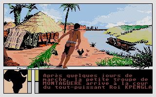 Screenshot of Passagers Du Vent II, Les