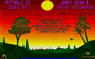 Screenshot of Tri-Heli II