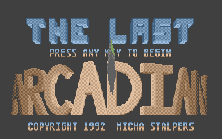 Screenshot of Last Arcadian, The
