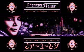 Screenshot of Phantom Slayer