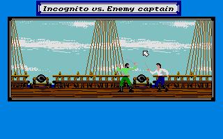 Screenshot of Pirates!