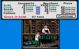 Thumbnail of other screenshot of Pirates! - Giga