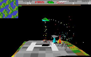 Screenshot of Virus